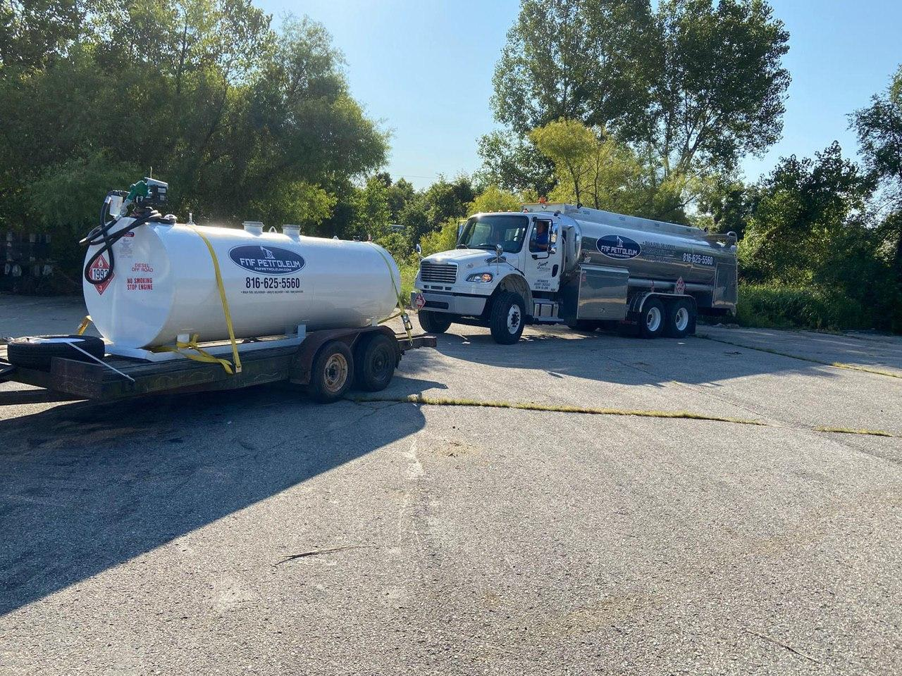 bulk fuel delivery service